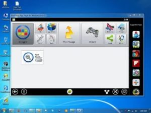 Android emulator for windows xp
